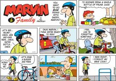 Marvin Comic Strip for November 02, 2014 | Comics Kingdom