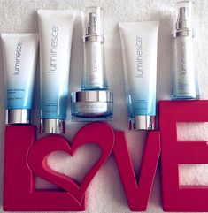 Love your skin everyday with Luminesce