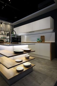 Fabulous Modern Kitchen Sets on Simplicity, Efficiency and Elegance - Home of Pondo - Home Design