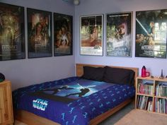 45 Best Star Wars Room Ideas for 2016   More Star wars bedroom ...