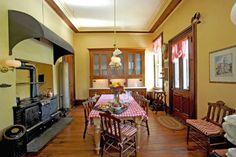 Kitchen The Armour-Stiner (Octagon) House Irvington-On-Hudson, New York