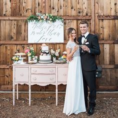 Reminiscing about this gorgeous dessert bar by @deliciousartistry set up on our lovely pink buffet with pedestals, platters, and coupes. Calligraphy by @simplyrootedcalligraphy.Florals by @uniquefloraldesigns  @jennyqphotos #malibu #malibuweddin