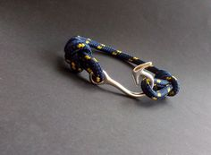 Mens bracelet, nautical bracelet, marin bracelet, bracelet anchor by HandmadeMinola on Etsy