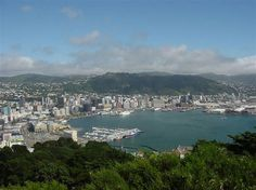 """Wellington is the capital of New Zealand, and it sits on the southern tip of the North Island, surrounding Wellington Harbor. Wellington is a major city in movie production in New Zealand, hence its nickname """"Wellywood!"""""""