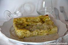Le Lasagne pesto pistacchi speck sono un piatto raffinato e delicato eccezionale per un' occasione particolare . Dal gusto delicato del pistacchio di Bronte