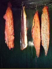 Fumage à froid du saumon