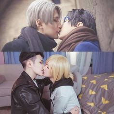 いいね!1,407件、コメント12件 ― ✨ PROUD TO BE FUJOSHI ✨さん(@moemoechristine)のInstagramアカウント: 「Chu Victor / Otabek cn Baozi Yuuri / Yurio cn Hana Baozi and Hana are always full of surprises!…」