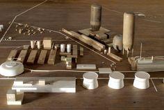John Van Oers' wonderfully poetic models