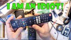 Teardown Lab - LG Remote fix non event Watch how I repair a 'broken' LG DVD remote control with minimal fixing! If you need some cleaner head over to amazon! USA: http://amzn.to/2rnVL4i UK: http://amzn.to/2qphZo2  Now you can buy me a coffee! Please support me on Patreon at http://ift.tt/2puw70s   Thanks you lovely people! https://youtu.be/TC_g-WfniYY