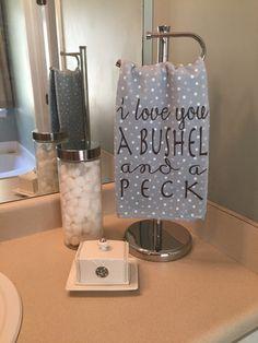 Bushel & A Peck-Dots Towel