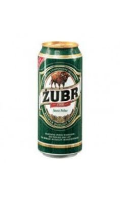 Zubr Polish Beer 4 Pack