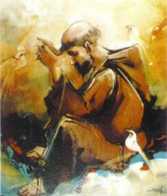 St. Francis of Assisi, the patron saint of animals and ecology, was a Catholic saint who took the gospel literally by following all Jesus said and did. Christians everywhere celebrate the feast of St. Francis of Assisi on October 4 by having their pets blessed in the spirit of this patron saint of animals and ecology.