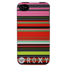 Sonix Roxy Snap Case for iPhone®4/4S - Multicolored