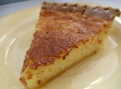 Grandmas Buttermilk Pie: I have been eating this awesome pie for years. It is easy to make and best served cold. I like to make it the night before and put it in the fridge to chill. This recipe makes 2 pies but of course you can half it and make Enjoy! Just Desserts, Delicious Desserts, Yummy Food, Holiday Desserts, Croissants, Cheesecakes, Pie Recipes, Cooking Recipes, Amish Recipes