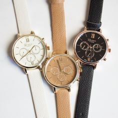 SIMPLE CLASSIC LEATHER - Watch