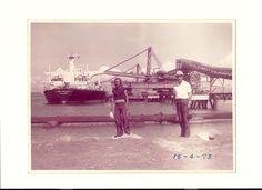1973_operários do Porto de Tubarão_foto 1