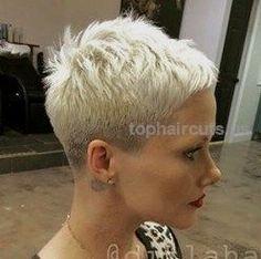 Very short pixie haircut…. Very short pixie haircut. http://www.tophaircuts.us/2017/05/04/very-short-pixie-haircut/