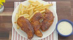 Copycat Chili's Honey Chipotle Chicken Crispers  - CountryLiving.com