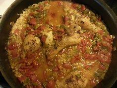 What's Cooking?: Arroz Con Pollo