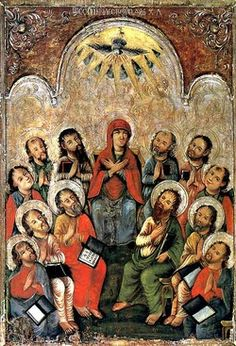 Pentecost Sunday Sermon by St. Gregory the Pope