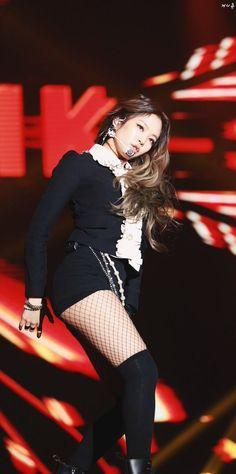 Jennie at the Gayo Daejeon