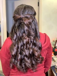 Bridesmaids Hairstyles, Bridesmaid Hair, Dreadlocks, Long Hair Styles, Beauty, Long Hairstyle, Long Haircuts, Dreads, Bridesmaid Hairstyles