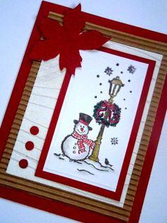 Kika's Designs : Snowman