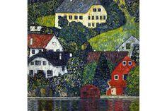 Gustav Klimt paintings 1905