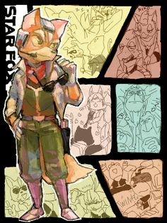 Star Fox: True Colors