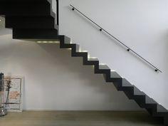 Beste afbeeldingen van metalen trappen staircases stairs en