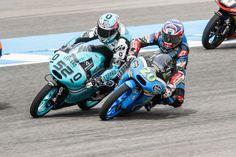 Danny Kent, Fabio Quartararo, Leopard Racing, Estrella Galicia 0,0, Jerez RACE