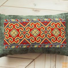 Image result for needlepoint cushion pattern