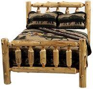 casual log rustic bedroom furniture - Best minimalist rustic bedroom furniture – xtrainradio