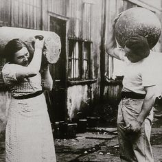 Dámasa Aguirregabiria 1935. Ojanguren #emakumeaitzindariak