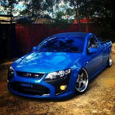 falcon ute Australian Muscle Cars, Aussie Muscle Cars, Ford Falcon Xr8, Holden Muscle Cars, Custom Sport Bikes, Van Car, Lux Cars, Old School Cars, Mustang