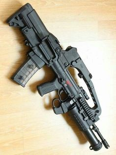 Build Your Sick Custom Assault Rifle Firearm With This Web Interactive Firearm Gun Builder with ALL the Industry Parts - See it yourself before you buy any parts Airsoft Guns, Weapons Guns, Guns And Ammo, Rifles, Submachine Gun, Fire Powers, Cool Guns, Assault Rifle, Military Weapons