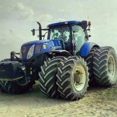 Big Tractors, Ford Tractors, Case Ih, Australian Farm, New Holland Tractor, Farm Boys, Engin, Ford News, Farming