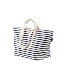 Baggu Weekend Bag Sailor Stripe | Whether you're going on a long haul trip or a quick jaunt to the country, count on these brilliant styles to take you there.