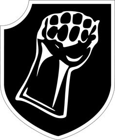 (01) Alemanes y voluntarios volksdeutsche.      Operativa 1943-1945 Último comandante: SS-Oberführer Georg Bochmann Nº máximo de hombres: 18.354 (1944) Tipo de división: motorizada. Verdadero tipo de unidad: división. Nivel: muy buena. Creación de la unidad: 1.943. Origen de la tropa: Reichdeutsche y volkdeutsche. Crímenes de guerra: desconocidos. Número de cruces de caballero: 4.