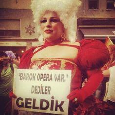 Turkey resists. #occupygezi #turkey #occupytaksim #direngeziparkı #occupyturkey #Chapulling #direngezi