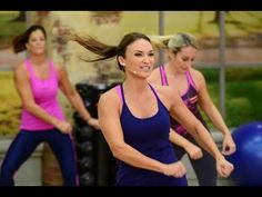 Cathe's Cardio Party - Who's ready to party? This high energy routine will mix multiple cardio methods to leave you worked and breathless, but you'll be hav. Cardio Workout At Home, At Home Workouts, Cathe Friedrich, Low Impact Workout, I Work Out, Trx, How To Slim Down, Aerobics, Kickboxing