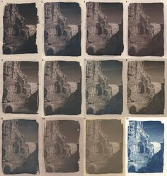 ART and WATER: 12 Different Cyanotype Tones Compared
