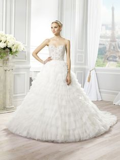 Moonlight Couture - Spring 2015 | Wedding Planner Blog - Moonlight Couture Collection Spring 2015 - H1277