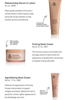 NEW! RE9 Advanced® Body Collection
