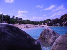 Devil's Bay and The Baths @ VIRGIN GORDA, Virgin Islands