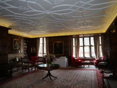 The cosiest room in Middle Temple, Prince's Room!