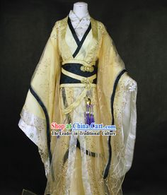 Ancient Chinese Royal Hanfu Clothing Complete Set for Men         Mobile