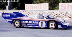 1 - Porsche 956 #003 - Rothmans Porsche Team Spa 1000 Kilometres 1982 Jacky Ickx (B)/Jochen Mass (D)