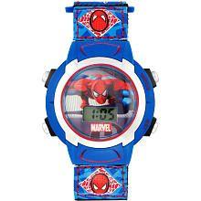 Spider-Man LCD Watch