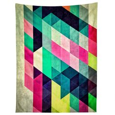 Spires Kyrvyxx Xy Tapestry   DENY Designs Home Accessories